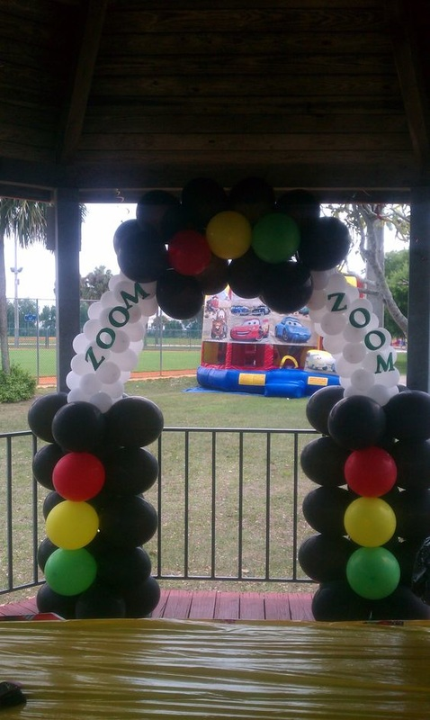 balloon decoration packages available service bulacan